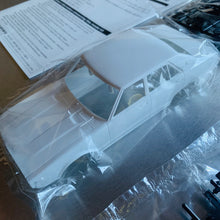 Kenmeri 4Dr Works special, Grand Champion Series 1/24th scale Model Kit