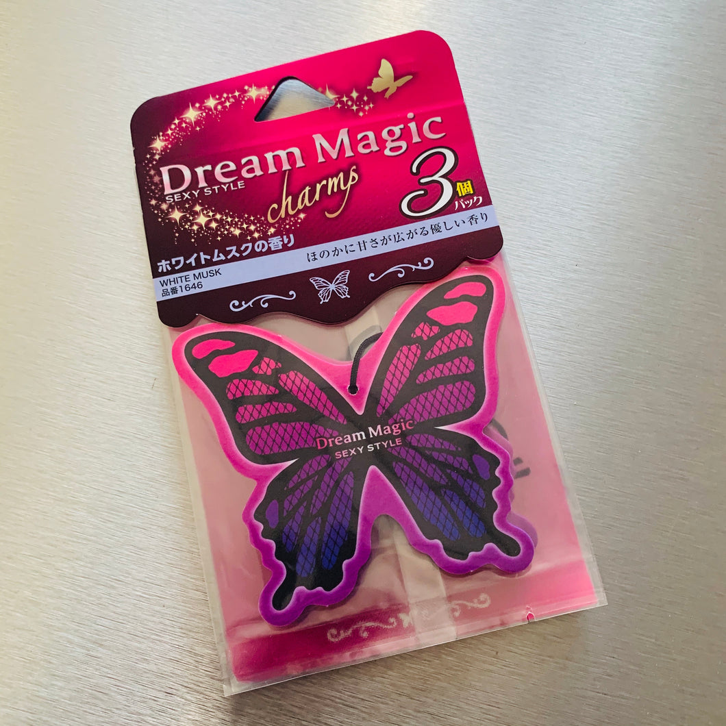 Dream Magic SEXY STYLE Charms -  White Musk (3 pack)