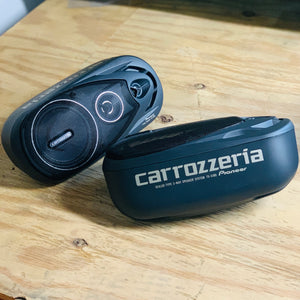 Carrozzeria (Pioneer) TS-X180 3-Way Box Speakers - New