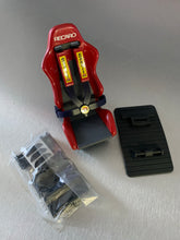 Carmate Red Recaro old cell phone holder