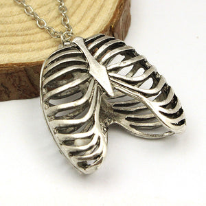 Bare Bones Necklace