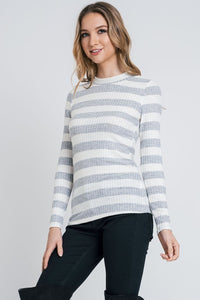 The Perfect Long Sleeve Top - The Lovely Fashion