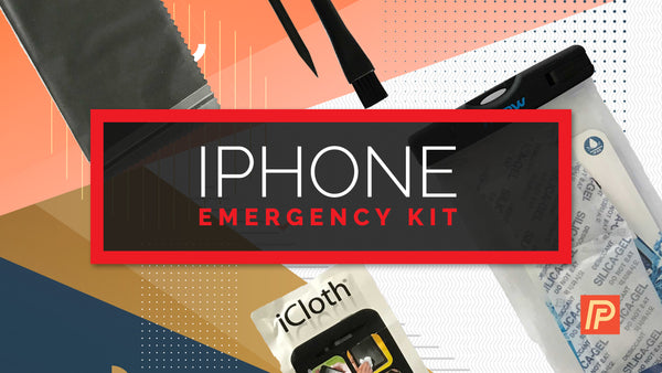 iPhone water emergency kit for water damaged iPhones