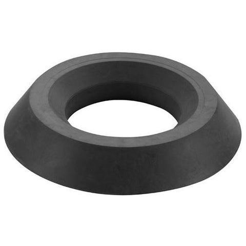 Flask Support Ring, Rubber, Black
