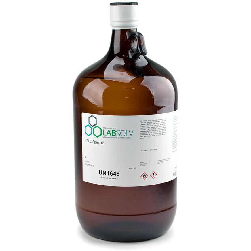 Methyl Alcohol, Graded for LC/MS, Liquid Chromatography Mass Spectrometry Analysis