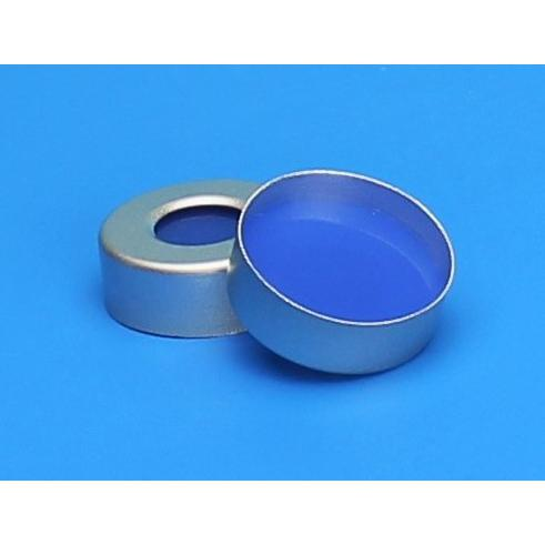20mm Aluminum Seals, Ultra Low Bleed Septa, for Headspace & SPME Vials