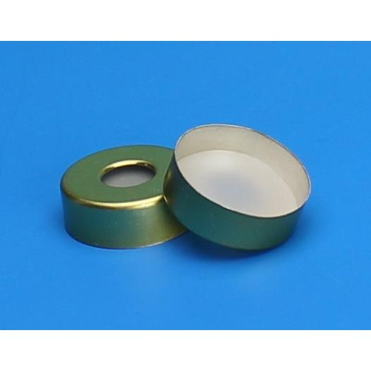 20mm Tin Plate Seals, Magnetic, for Headspace & SPME Vials