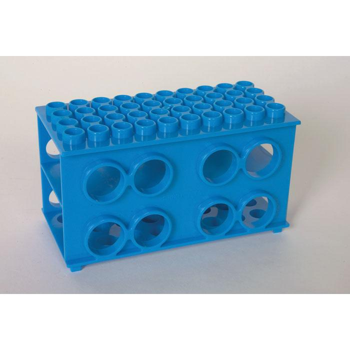 Test Tube Rack, Cube, Polypropylene