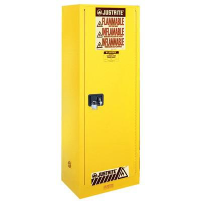 Sure-Grip® EX Deep Slimline Flammable Safety Cabinet
