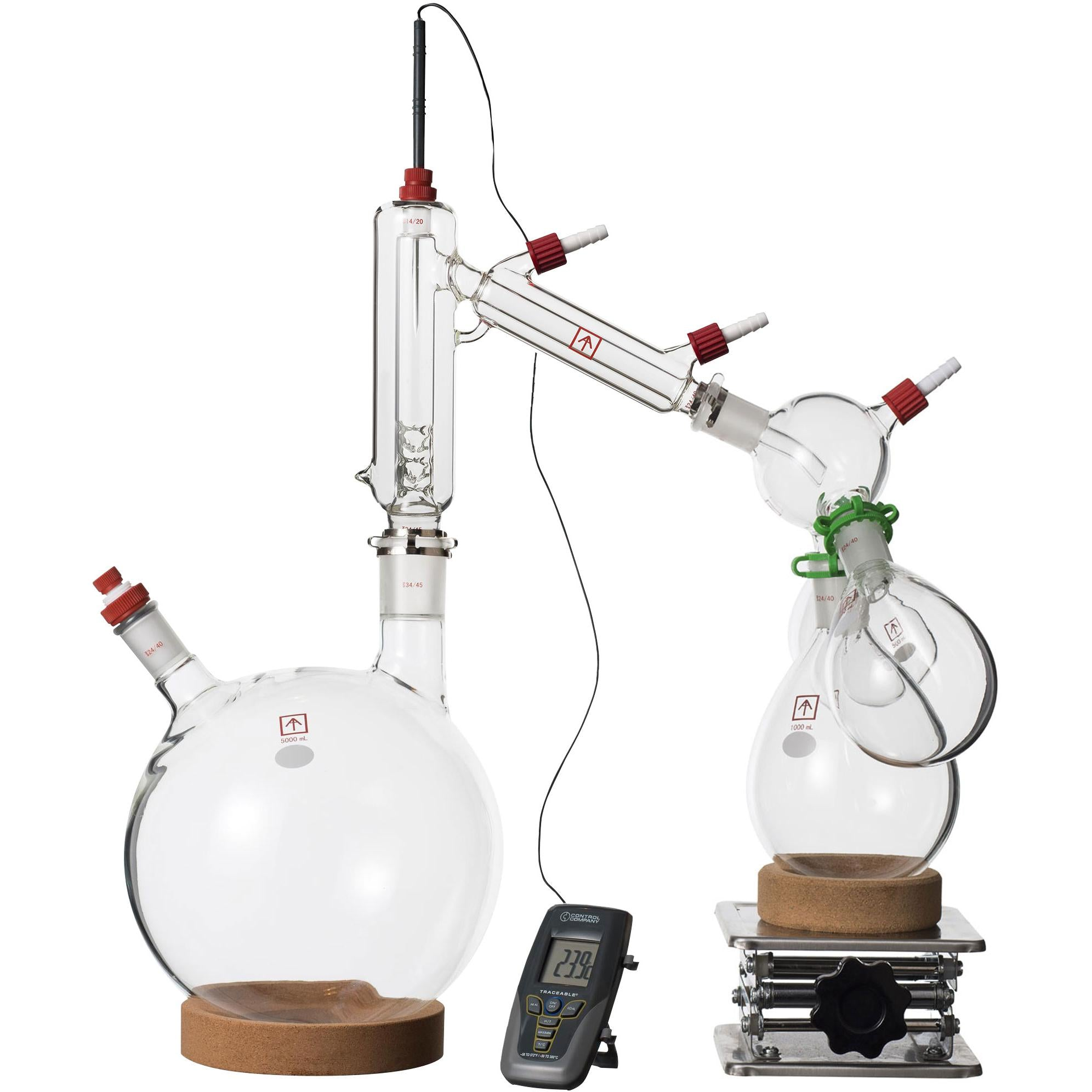 Ai 5L Short Path Distillation Kit, with Two Set-up Options