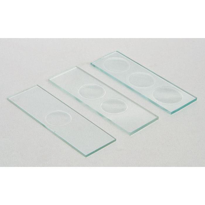 Concavity Slides, Glass