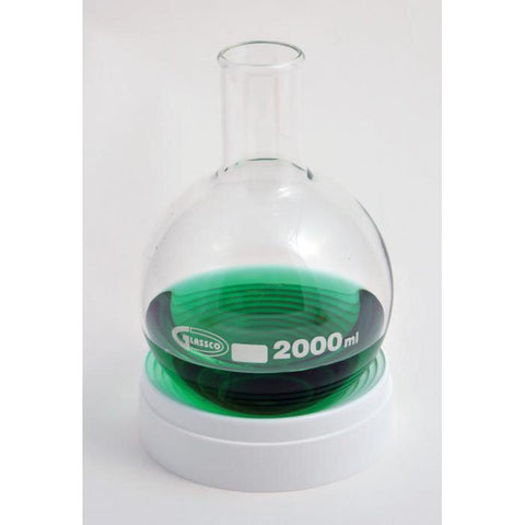 Boiling Flasks, Round Bottom, Borosilicate Glass