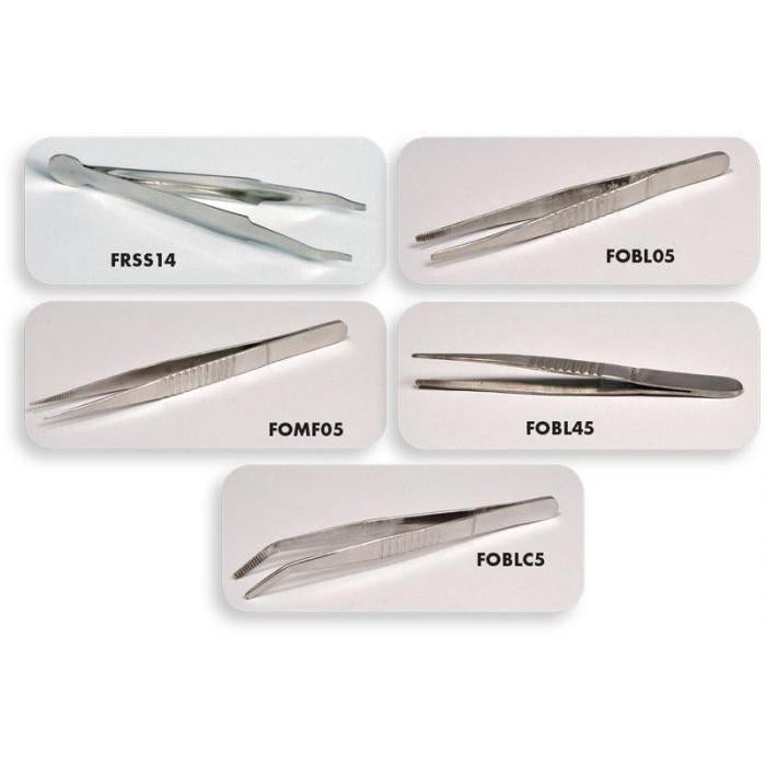 Forceps, Stainless Steel