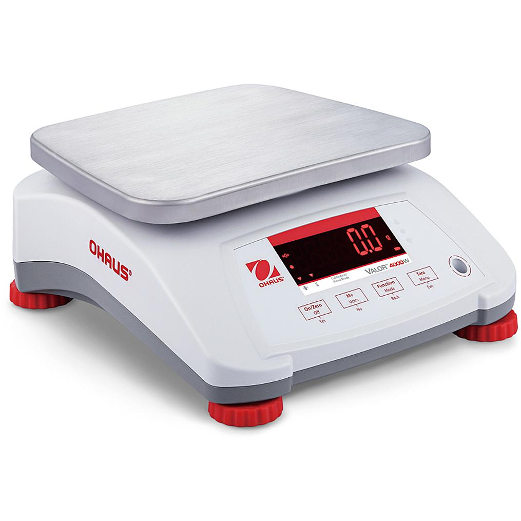 Ohaus® Valor® 4000 Legal for Trade Food Scales (Readability up to 0.0005 lb)