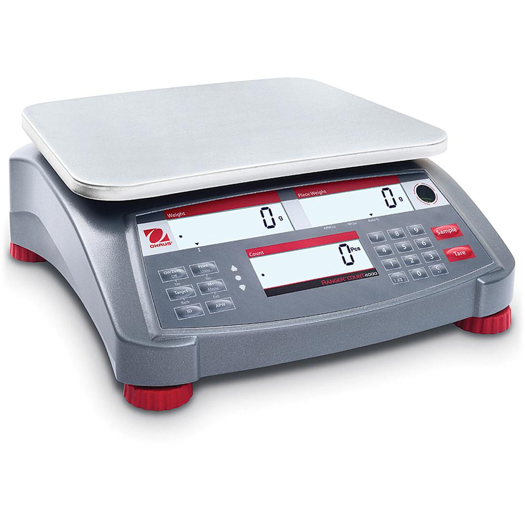 Ohaus® Ranger® Count 4000 Counting Scales (Readability up to 0.0001 lb)