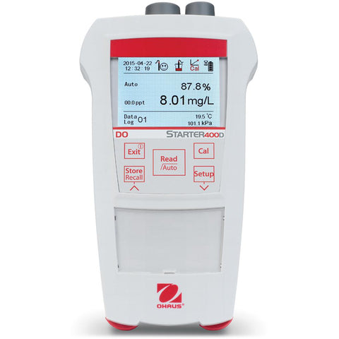 Ohaus® Starter 400D Portable DO Meters