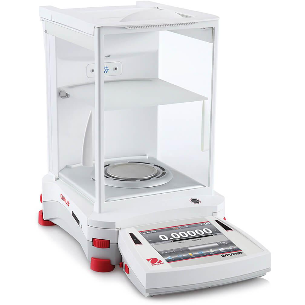 Ohaus® Explorer® Semi-Micro Balances (Readability up to 0.01 mg)