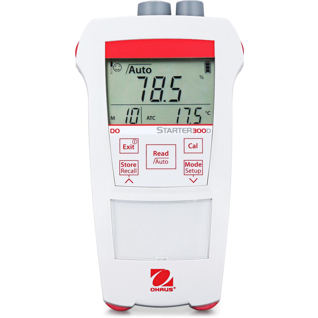 Ohaus® Starter 300D Portable DO Meters