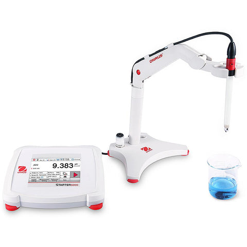 Ohaus® Starter 5000 pH Bench Meters