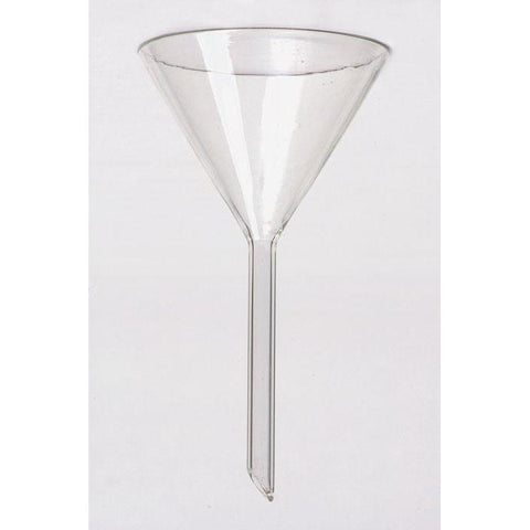 Funnels, Long Stem, Borosilicate Glass