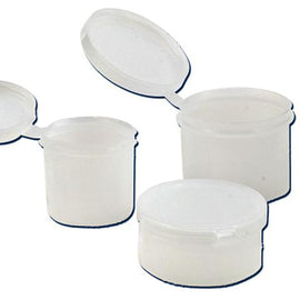 Hinged Lid Containers, PE