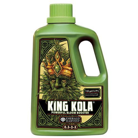Emerald Harvest® King Kola®  0.3 - 2 - 3