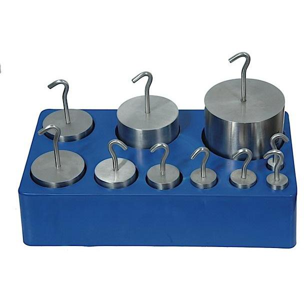 Hooked Weight Sets, Stainless Steel