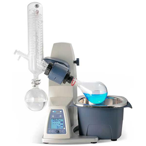 Scilogex RE100-Pro Rotary Evaporator with Vertical Coiled Condenser