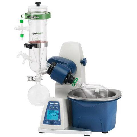 Scilogex RE100-Pro Rotary Evaporator with Vertical Dry-Ice Condenser