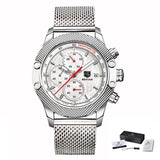 BENYAR Men's Sport Wrist Watch