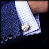 French Cuff Dress Shirt Cufflinks
