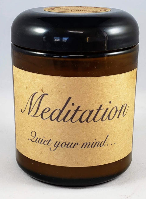 Meditation Spa Candle