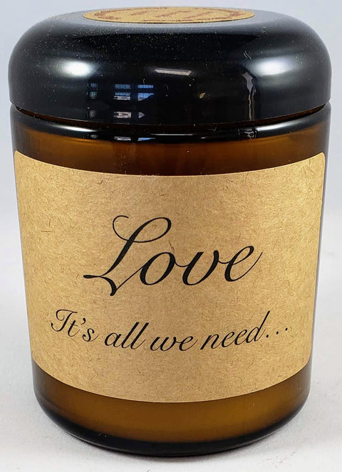 Love Spa Candle