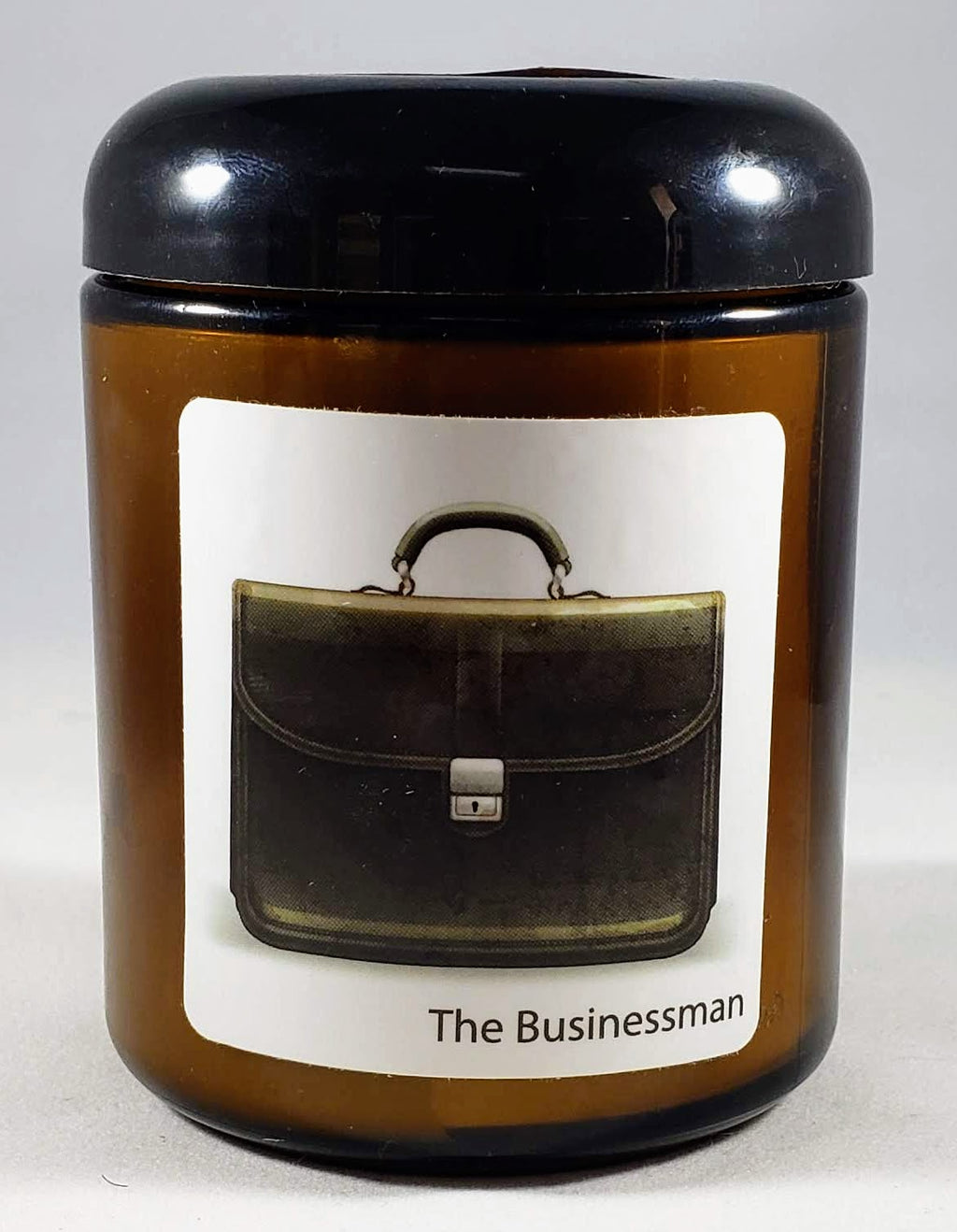 The Business Man Candle