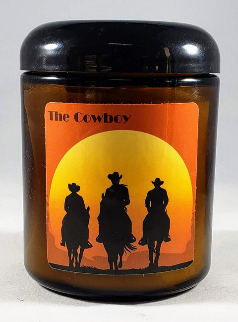 The Cowboy Candle