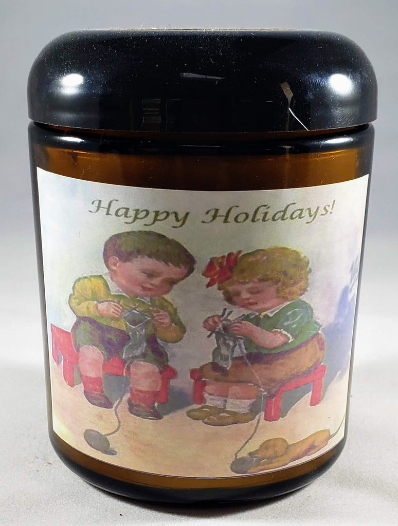 Homespun Holidays Body Candle