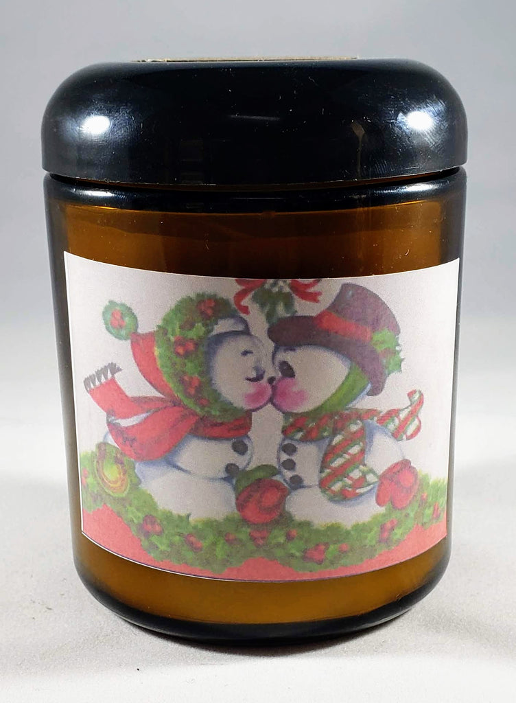 Frosty Kisses Body Candle