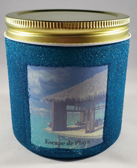 Escape De Playa Candle