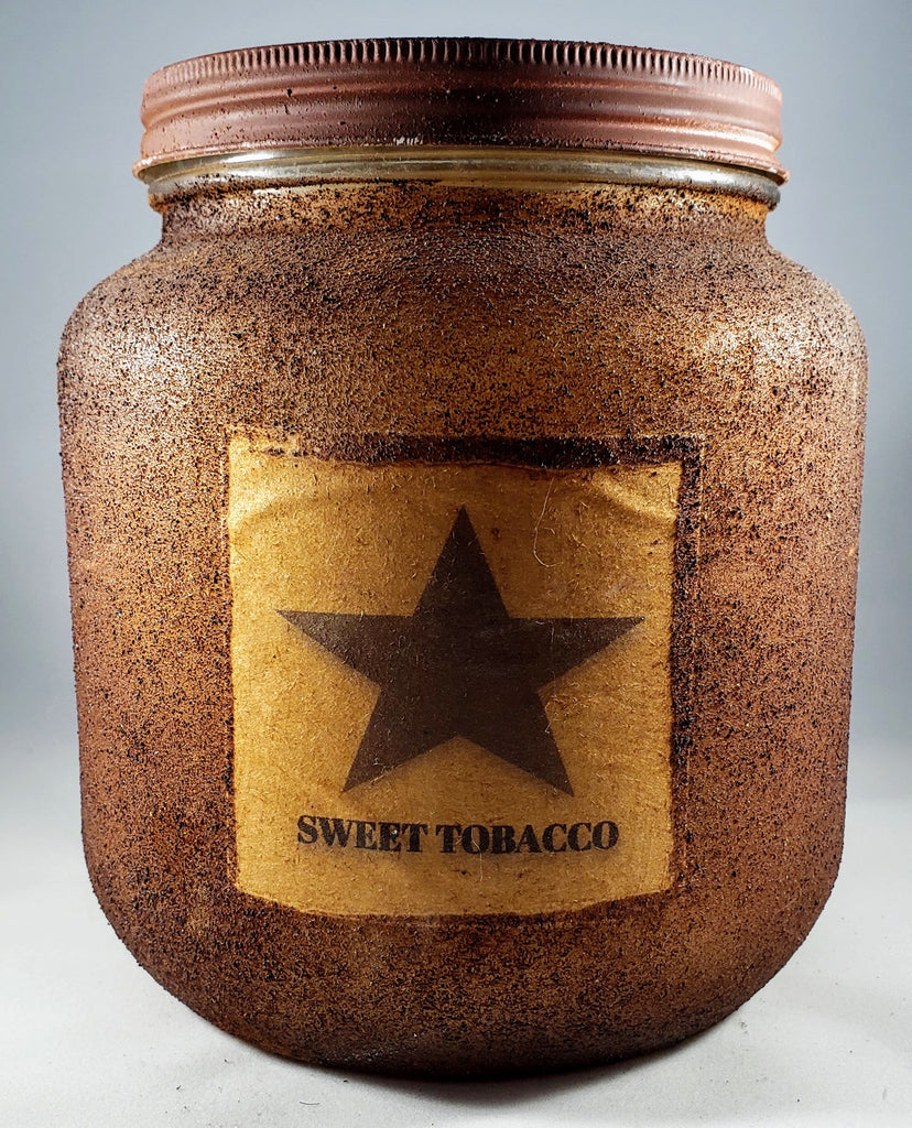 Sweet Tobacco Primitive Candle
