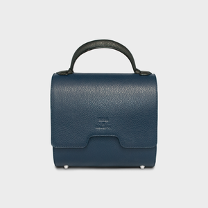 """Perspective"" Malabar Bag in Navy - ARCAL STUDIO Edition."