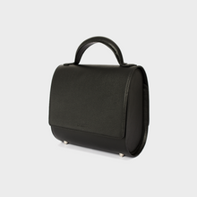 Black Malabar Bag - Canvas Edition