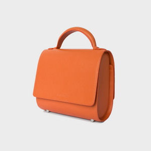 Orange Ochre Malabar Bag - Canvas Edition