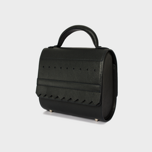 Black Malabar Bag - Oxford Edition