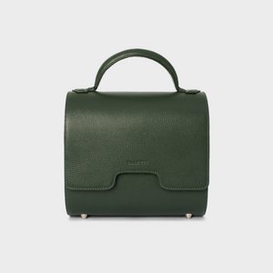 Hunter Green Malabar Bag - Oxford Edition