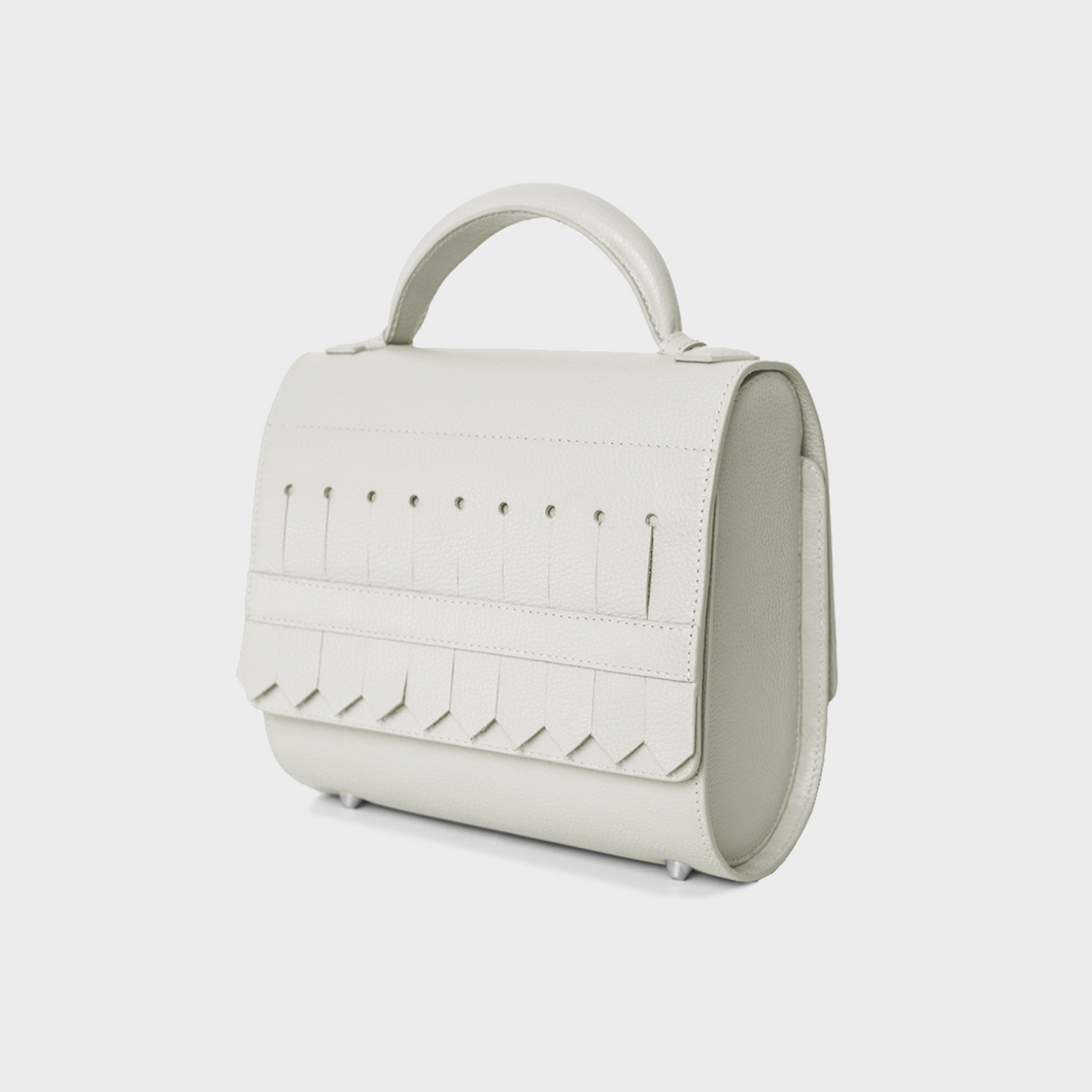Off White Malabar Bag - Oxford Edition