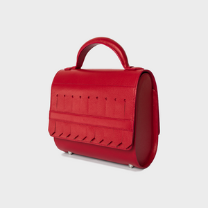 Rose Red Malabar Bag - Oxford Edition