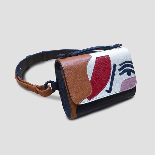 Fellini Belt bag - CHEZNICOLETTE Edition