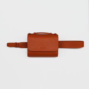 Canvas Belt bag - Orange