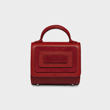 """Escalet"" Mini Malabar Bag in Red - ARCAL STUDIO Edition."