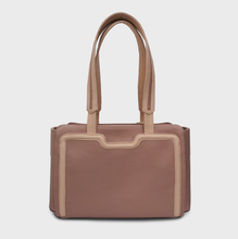 Canvas Tote / Pale pink